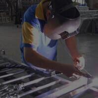 帝景园全铝焊接