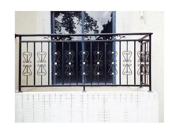 阳台铁艺护栏  DJ-8009