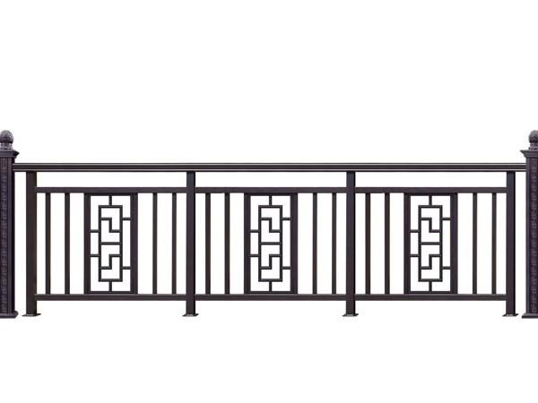 园林铝艺护栏  DJ-8070
