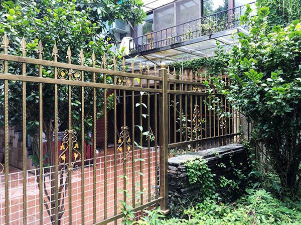 铁艺围栏 DJ-8005
