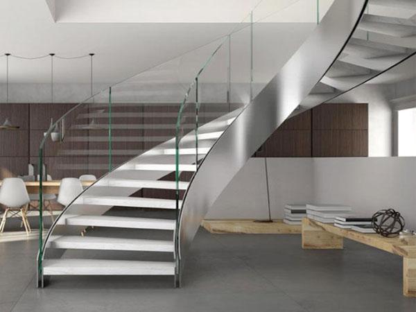 纯玻璃楼梯扶手  DJ-8013