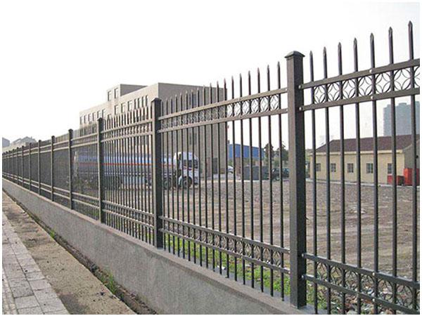 锌钢组合围栏  DJ -80012