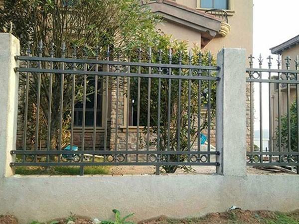 锌钢组合围栏  DJ -80013