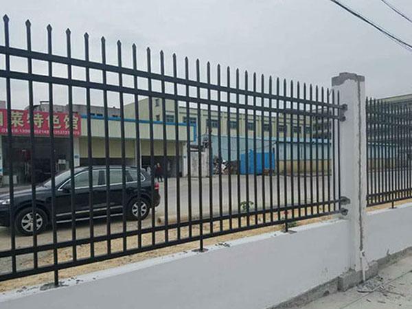 锌钢组合围栏  DJ -80015